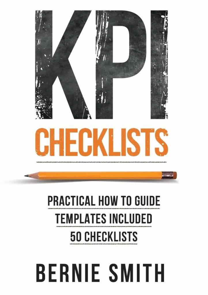 Couverture du livre KPI checklists